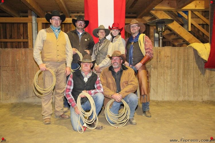 Ranch Roping Team Austria 2016