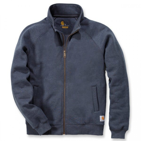 Midweight Mock Neck Zip Front K350-CHH